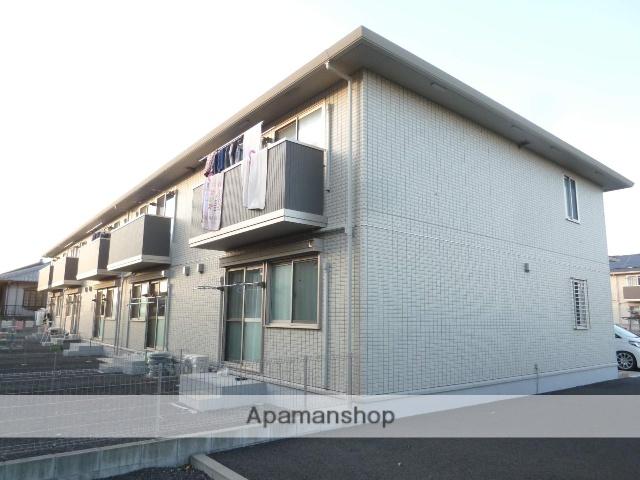 愛知県一宮市、木曽川駅徒歩30分の築7年 2階建の賃貸アパート