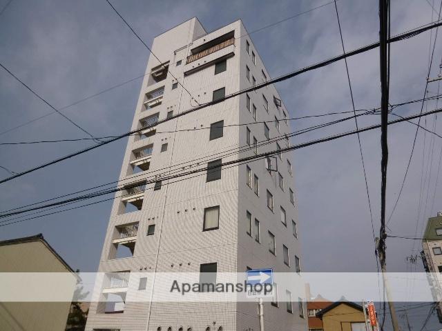 愛知県一宮市、尾張一宮駅徒歩5分の築23年 8階建の賃貸マンション