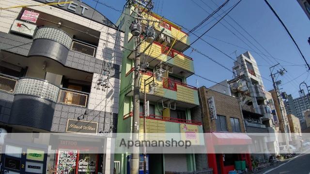 愛知県一宮市、尾張一宮駅徒歩6分の築21年 5階建の賃貸マンション