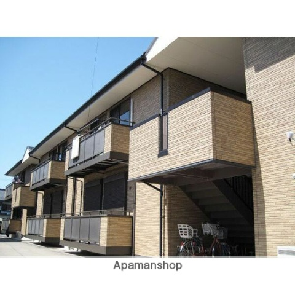 愛知県一宮市、尾張一宮駅徒歩17分の築14年 2階建の賃貸アパート