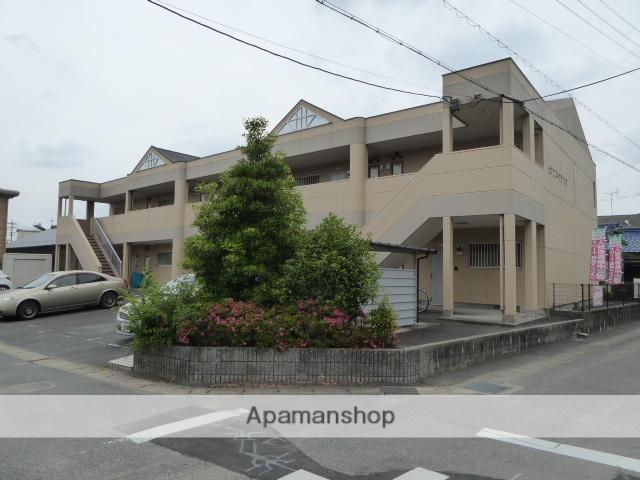 愛知県一宮市、尾張一宮駅名鉄バスバス8分馬引下車後徒歩10分の築22年 2階建の賃貸マンション
