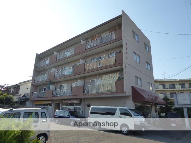 愛知県一宮市、妙興寺駅徒歩17分の築40年 4階建の賃貸マンション