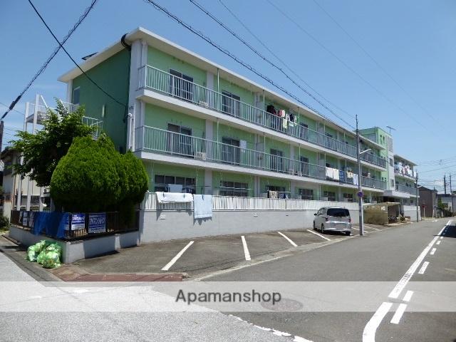 愛知県一宮市、尾張一宮駅徒歩6分の築59年 3階建の賃貸マンション