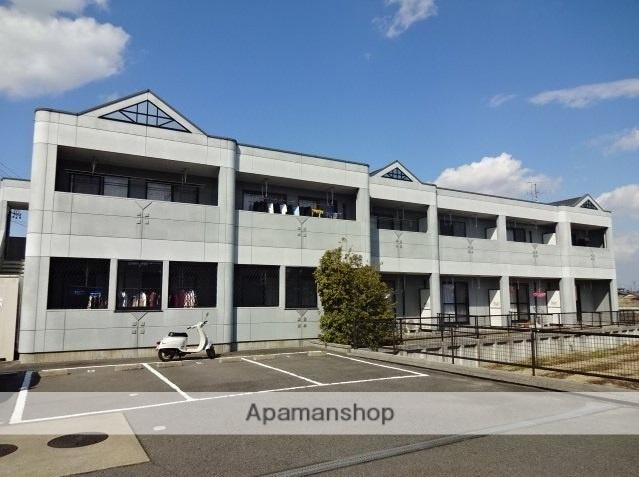 愛知県一宮市、尾張一宮駅名鉄バスバス22分起下車後徒歩10分の築15年 2階建の賃貸マンション