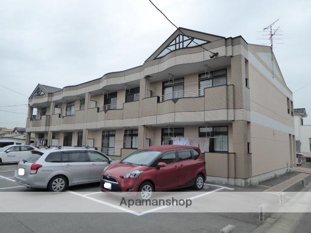 愛知県一宮市の築19年 2階建の賃貸アパート