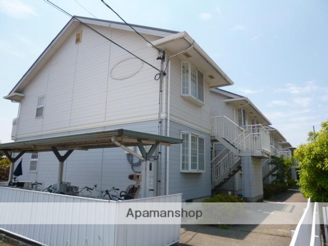 愛知県一宮市、今伊勢駅徒歩14分の築24年 2階建の賃貸アパート