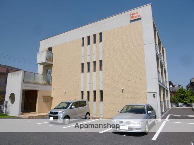 愛知県一宮市、開明駅徒歩14分の築8年 3階建の賃貸マンション
