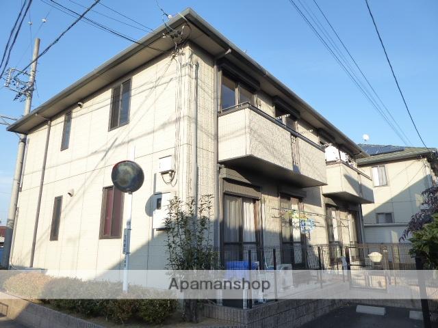 愛知県一宮市、木曽川駅徒歩63分の築17年 2階建の賃貸アパート