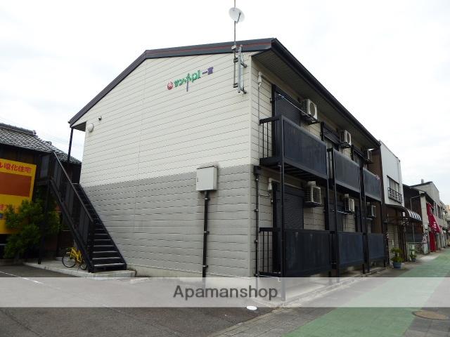 愛知県一宮市、尾張一宮駅徒歩7分の築17年 2階建の賃貸アパート