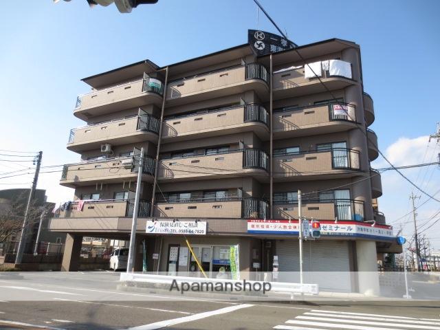 愛知県一宮市、妙興寺駅徒歩24分の築21年 5階建の賃貸マンション