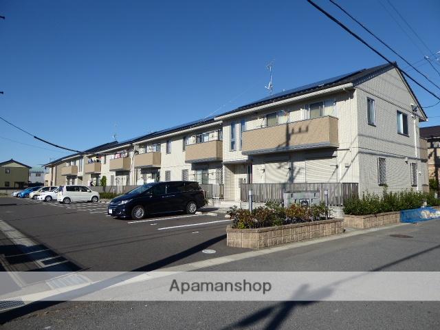 愛知県一宮市、開明駅徒歩8分の築6年 2階建の賃貸アパート