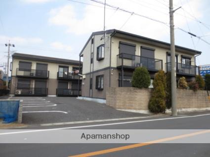 愛知県一宮市、石刀駅徒歩23分の築13年 2階建の賃貸アパート