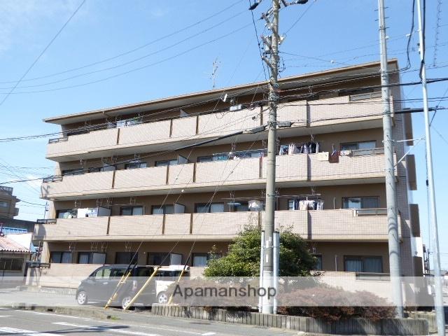 愛知県一宮市、尾張一宮駅徒歩16分の築29年 4階建の賃貸マンション