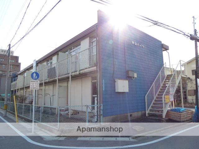 愛知県一宮市、尾張一宮駅徒歩13分の築37年 2階建の賃貸アパート