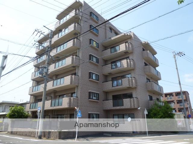 愛知県一宮市、尾張一宮駅徒歩6分の築19年 7階建の賃貸マンション