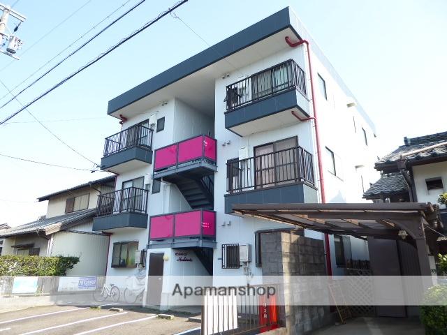 愛知県一宮市、尾張一宮駅徒歩22分の築24年 3階建の賃貸マンション