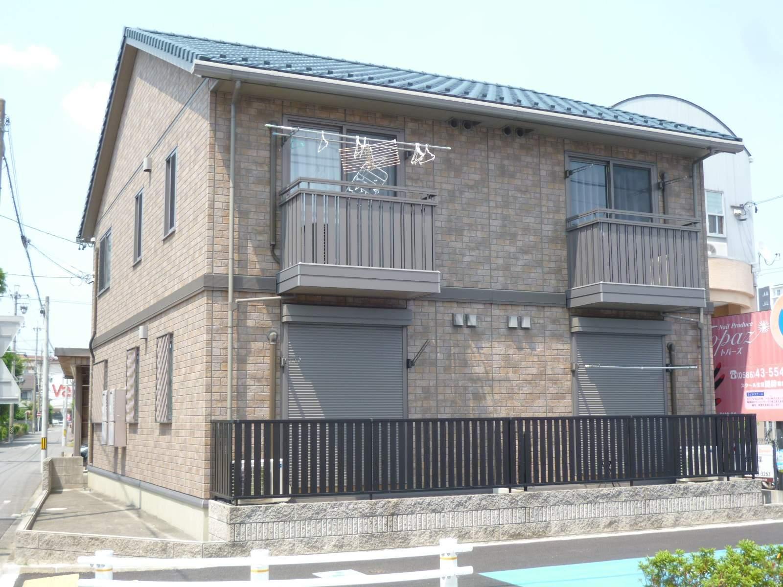 愛知県一宮市、尾張一宮駅徒歩17分の築10年 2階建の賃貸アパート