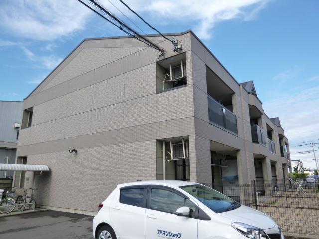 愛知県一宮市、尾張一宮駅徒歩30分の築10年 2階建の賃貸マンション
