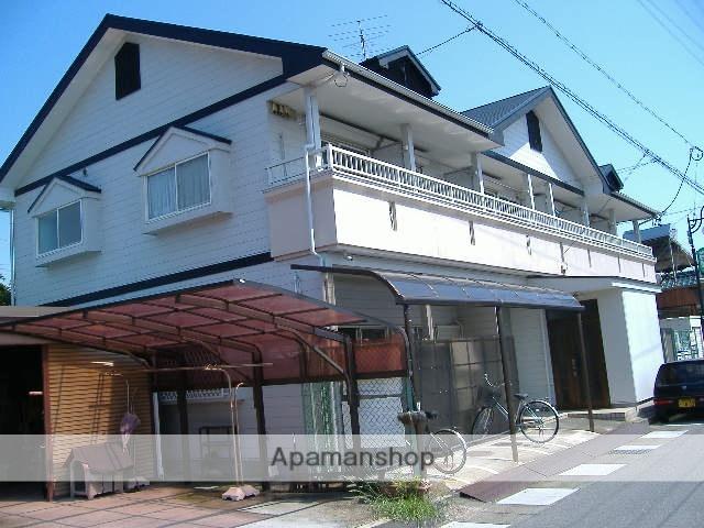 愛知県一宮市、木曽川駅徒歩11分の築27年 2階建の賃貸アパート