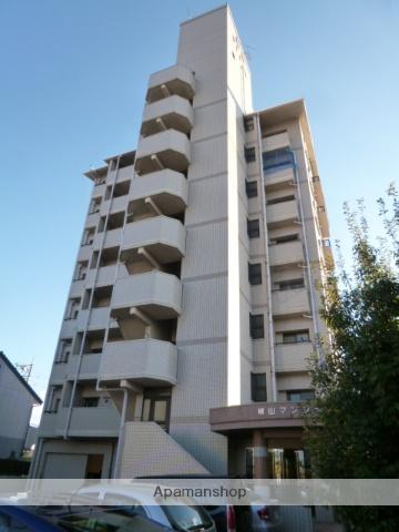 愛知県一宮市の築21年 8階建の賃貸マンション