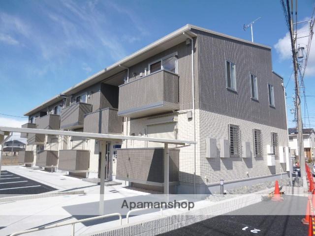 愛知県一宮市、稲沢駅徒歩41分の築3年 2階建の賃貸アパート