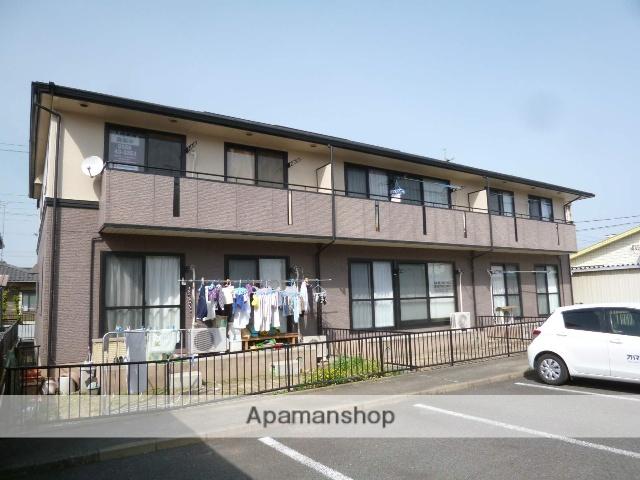 愛知県一宮市、今伊勢駅徒歩6分の築20年 2階建の賃貸アパート