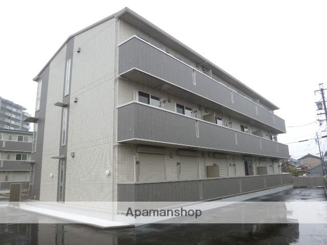 愛知県一宮市、今伊勢駅徒歩2分の築2年 3階建の賃貸アパート