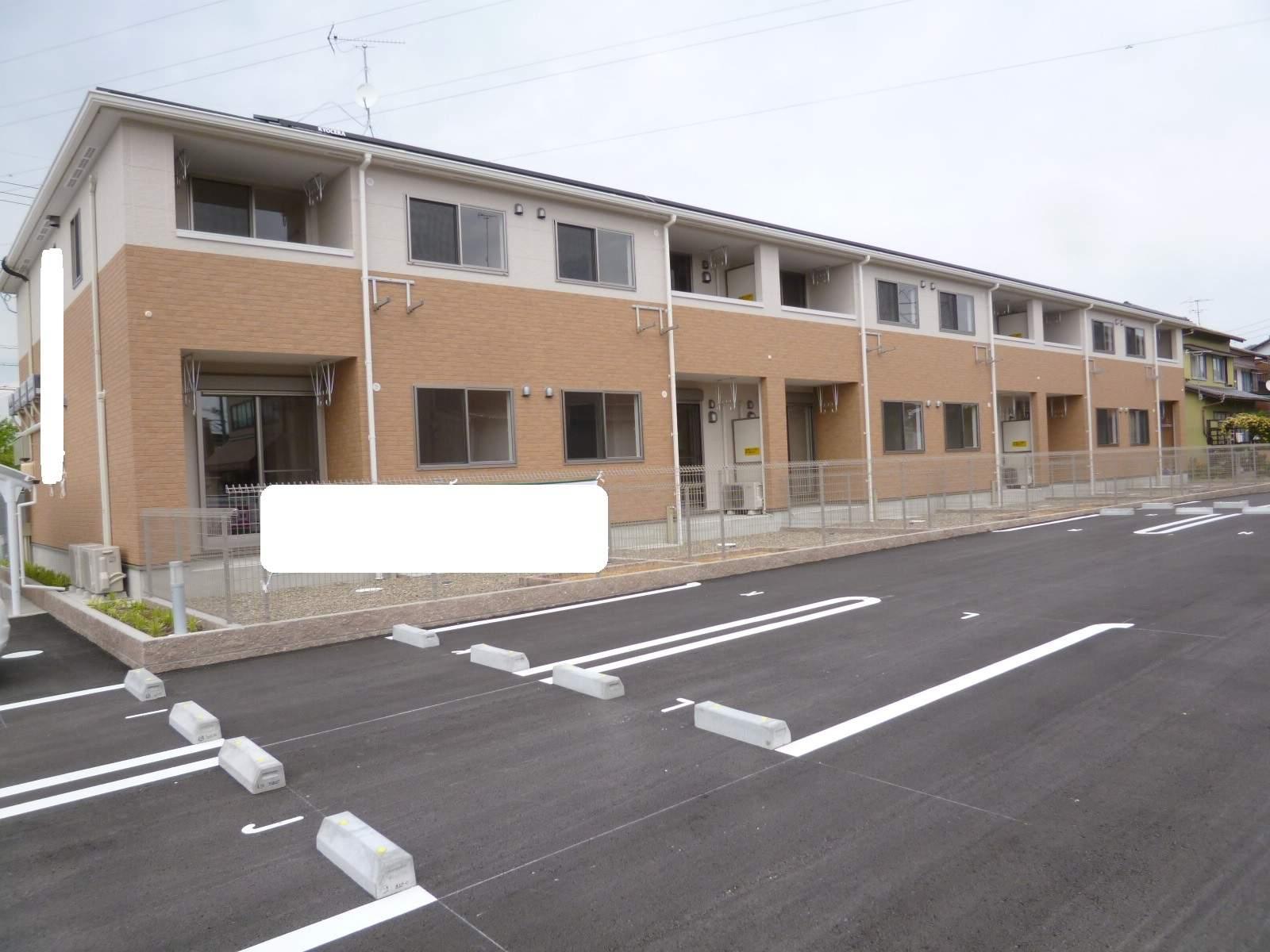 愛知県一宮市、木曽川駅徒歩25分の築2年 2階建の賃貸アパート