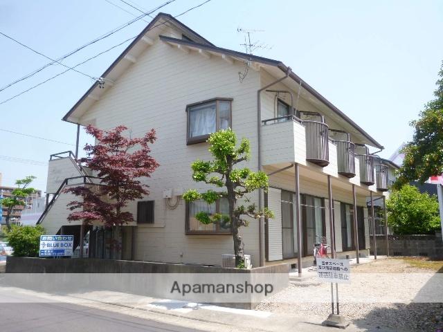 愛知県一宮市、名鉄一宮駅徒歩20分の築29年 2階建の賃貸アパート
