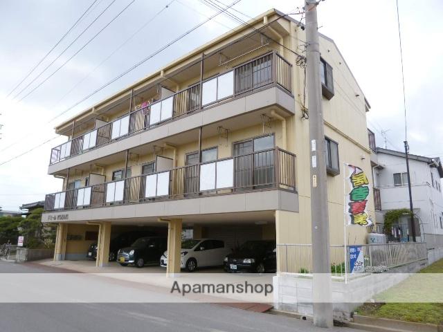 愛知県清須市、稲沢駅徒歩34分の築27年 3階建の賃貸マンション