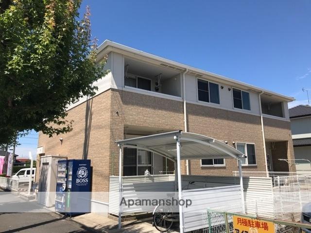 愛知県一宮市の築7年 2階建の賃貸アパート