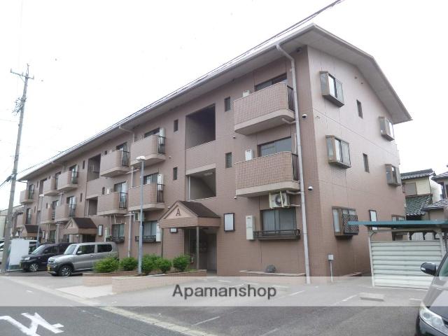 愛知県一宮市、尾張一宮駅徒歩28分の築24年 3階建の賃貸マンション