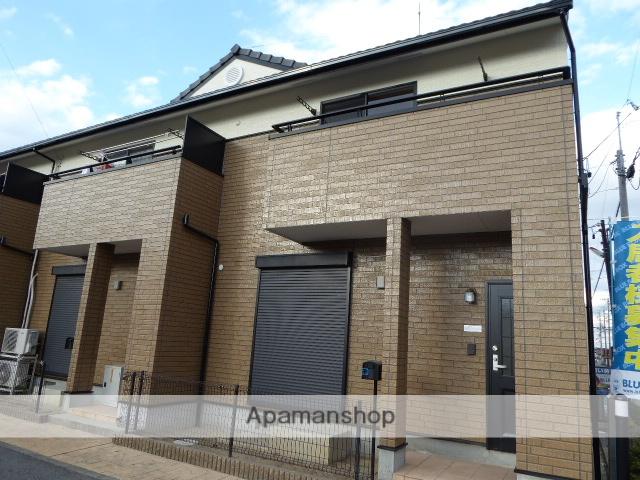 愛知県一宮市の築14年 2階建の賃貸テラスハウス
