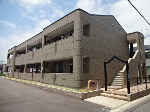 愛知県一宮市、尾張一宮駅徒歩27分の築4年 2階建の賃貸アパート