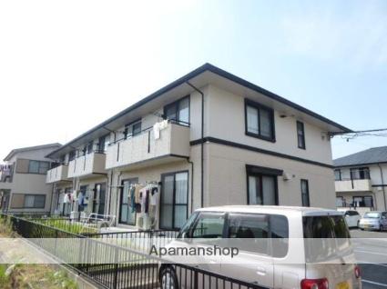 愛知県一宮市、尾張一宮駅徒歩16分の築22年 2階建の賃貸アパート