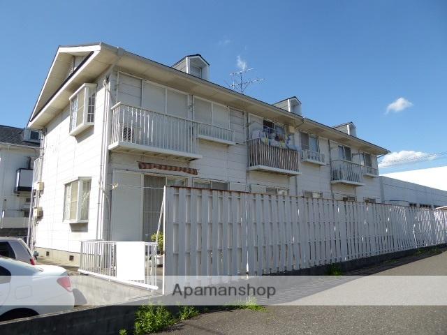 愛知県一宮市、尾張一宮駅徒歩17分の築28年 2階建の賃貸アパート