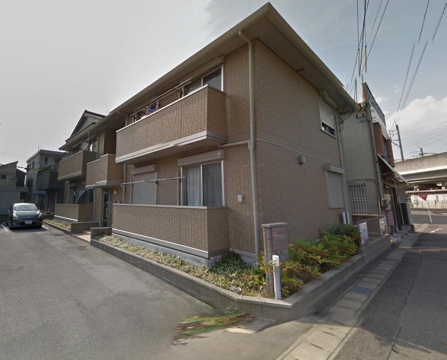 愛知県一宮市、尾張一宮駅徒歩5分の築3年 2階建の賃貸アパート