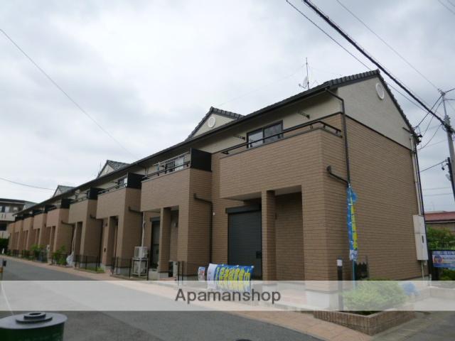 愛知県一宮市、名鉄一宮駅名鉄バスバス10分西島町下車後徒歩3分の築13年 2階建の賃貸アパート