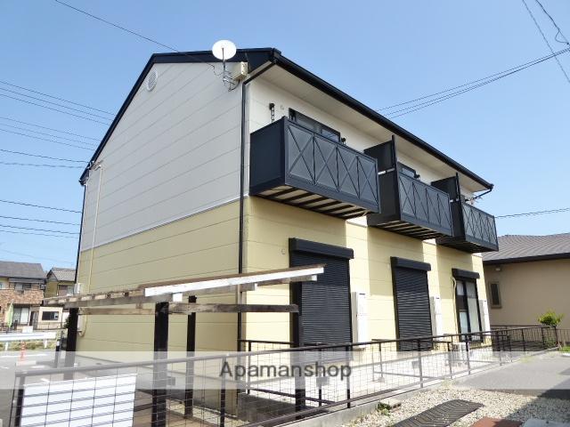 愛知県一宮市の築18年 2階建の賃貸アパート