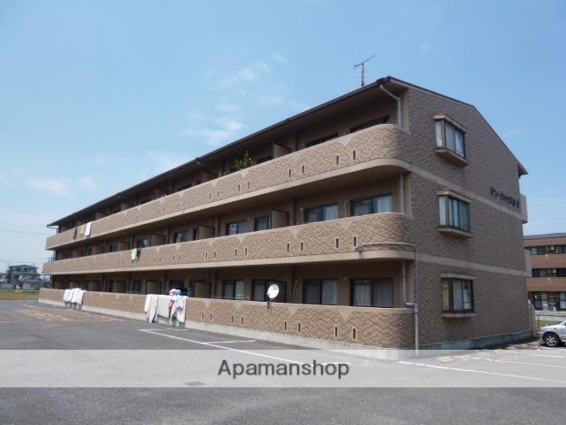 愛知県一宮市、石刀駅徒歩17分の築20年 3階建の賃貸マンション