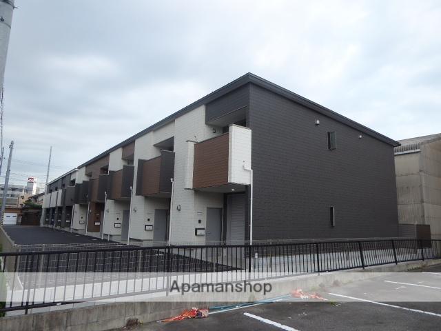 愛知県一宮市、尾張一宮駅徒歩18分の新築 2階建の賃貸テラスハウス