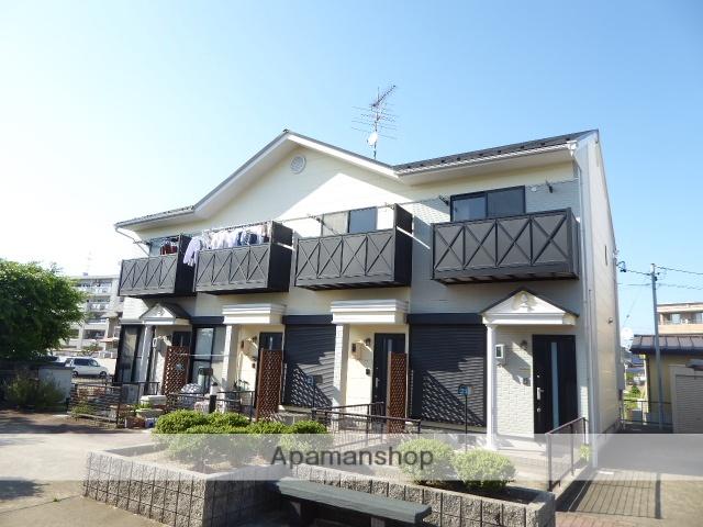 愛知県一宮市の築17年 2階建の賃貸テラスハウス