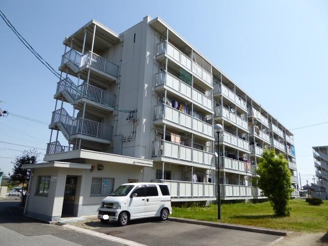 愛知県一宮市の築48年 5階建の賃貸マンション