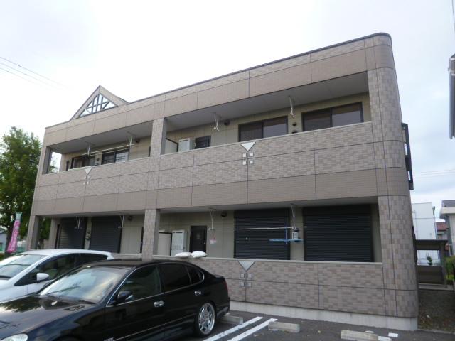 愛知県一宮市、尾張一宮駅徒歩33分の築7年 2階建の賃貸アパート