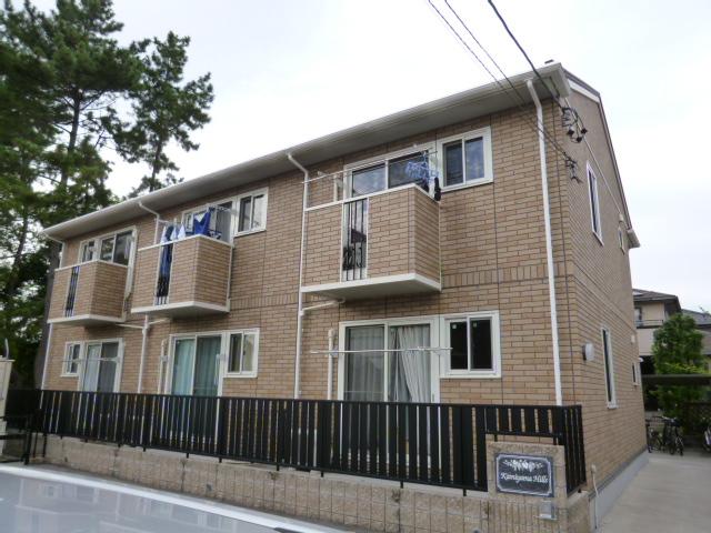 愛知県一宮市、尾張一宮駅徒歩22分の築8年 2階建の賃貸アパート