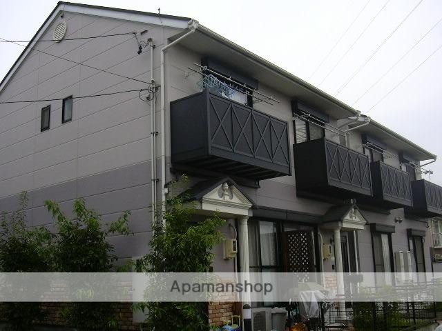 愛知県一宮市、妙興寺駅徒歩15分の築19年 2階建の賃貸テラスハウス