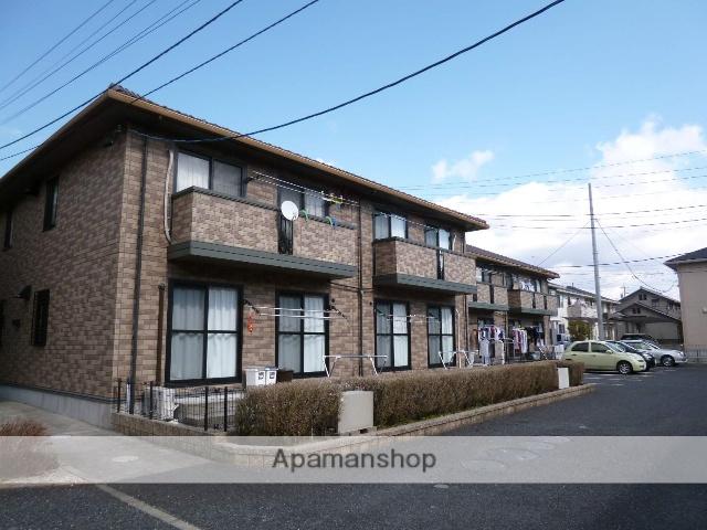 愛知県一宮市、木曽川駅徒歩28分の築15年 2階建の賃貸アパート