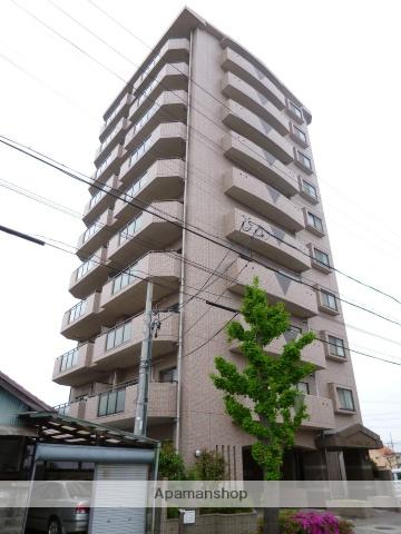 愛知県一宮市、尾張一宮駅徒歩9分の築17年 10階建の賃貸マンション