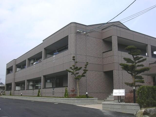 愛知県一宮市、玉ノ井駅徒歩13分の築14年 2階建の賃貸アパート