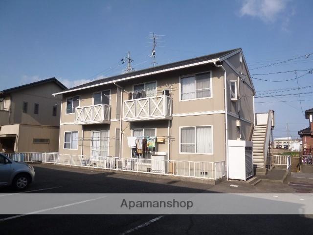 愛知県一宮市、妙興寺駅徒歩8分の築25年 2階建の賃貸アパート